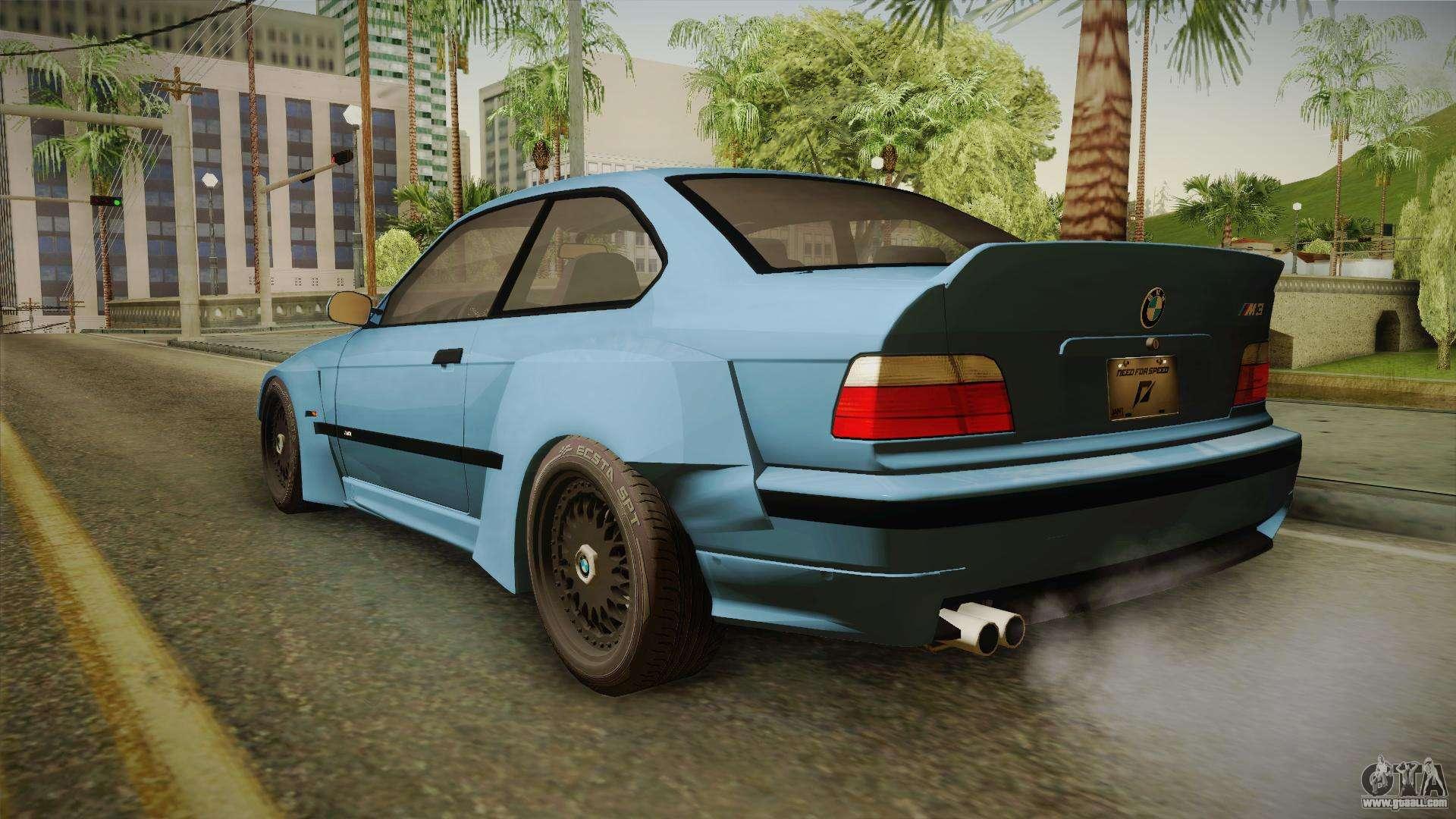 BMW M3 E36 Pandem Kit for GTA San Andreas