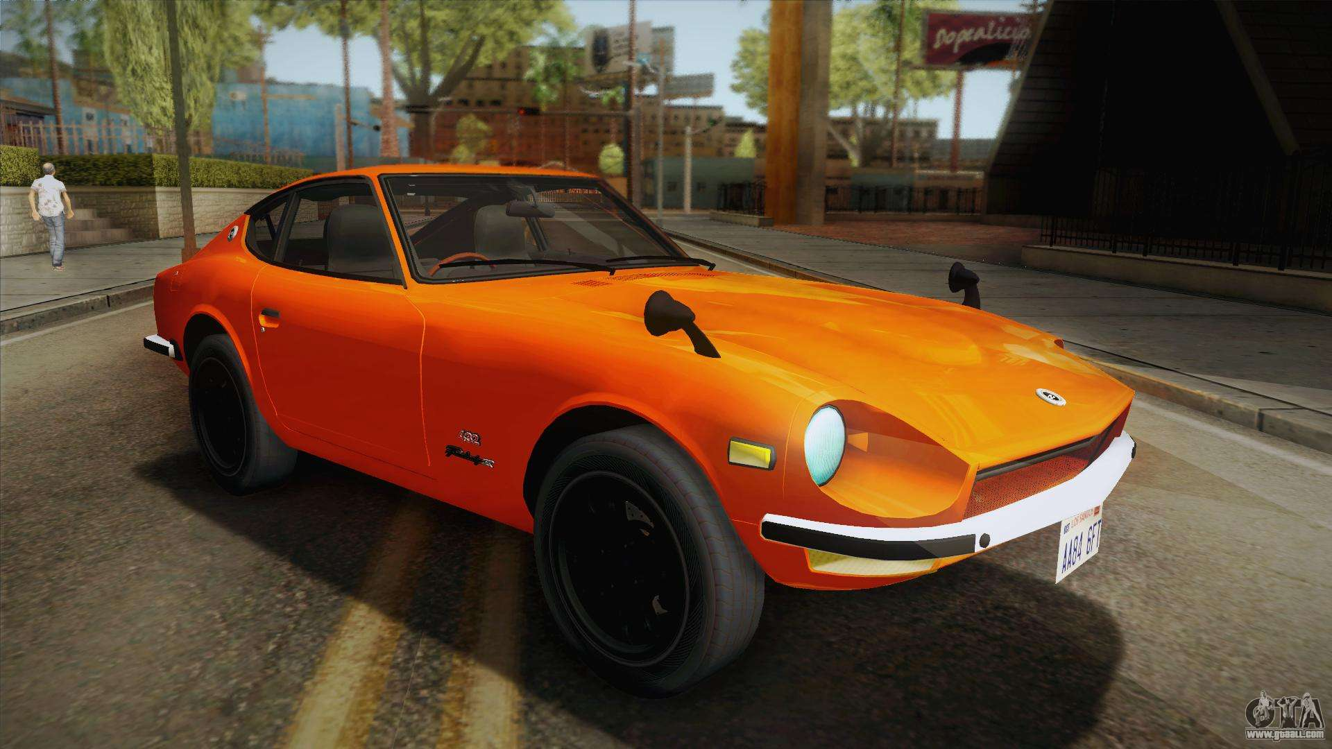 Nissan Fairlady Z 432 1969 For Gta San Andreas