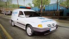 Opel Astra F Van Ambulance