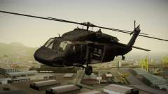 CoD 4: MW - UH-60 Blackhawk US Army Remastered