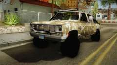 Chevrolet Silverado 1978 4x4 for GTA San Andreas