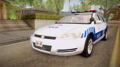 Chevrolet Impala Turkish Police