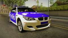 BMW M5 E60 Police for GTA San Andreas