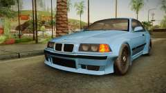 BMW M3 E36 Pandem Kit