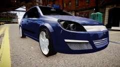 Opel Astra 1.9 TDI for GTA 4