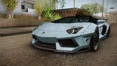 Lamborghini Aventador LP700-4 Roadster 2013 v2 for GTA San Andreas
