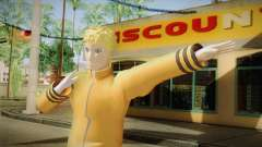 NUNS4 - Naruto Hokage v2 for GTA San Andreas