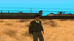 Russian police for GTA San Andreas