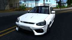 "VAZ 2172 ""Priora"" for GTA San Andreas"