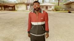 GTA 5 Franklin Jacket and Tracker Pant v1 for GTA San Andreas