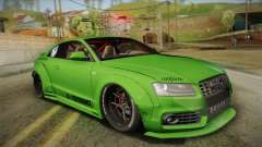 Audi S5 Liberty Walk LB-Works for GTA San Andreas