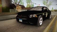 Dodge Charger 2013 SA Highway Patrol v2 for GTA San Andreas