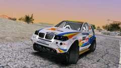 BMW X3 CC X-Raid for GTA San Andreas