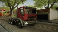 Iveco Trakker Hi-Land 6x4 Cab Low v3.0 for GTA San Andreas