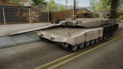 Leopard 2 MBT Revolution for GTA San Andreas