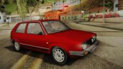 Volkswagen Golf Mk2 Stock for GTA San Andreas