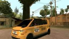 MetroTaxi for GTA San Andreas