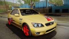 Lexus IS300 NFSMW05 PJ