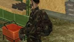 Parachute Military Retexture