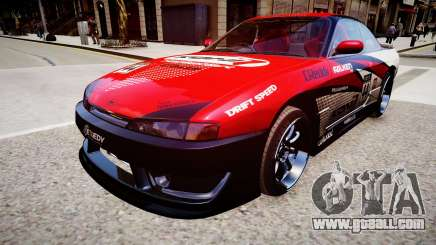 Nissan Silvia S14 for GTA 4