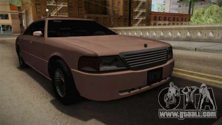 Dundreary Admiral Detective 2009 for GTA San Andreas