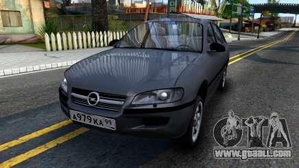 Opel Omega 1998 for GTA San Andreas