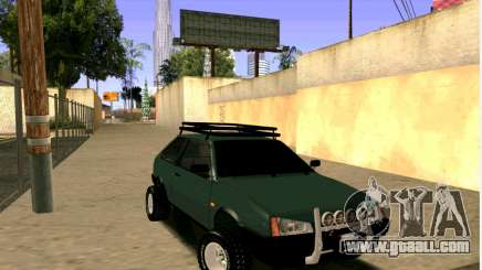 VAZ-2108 4x4 for GTA San Andreas