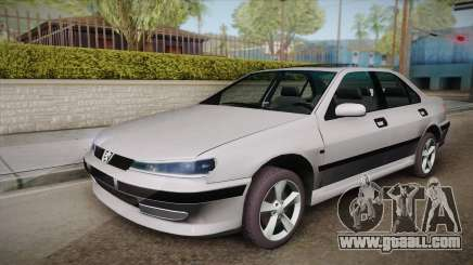 Peugeot 406 Tunable for GTA San Andreas