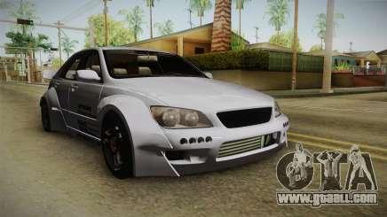 Lexus IS300 Rocket Bunny v2 for GTA San Andreas