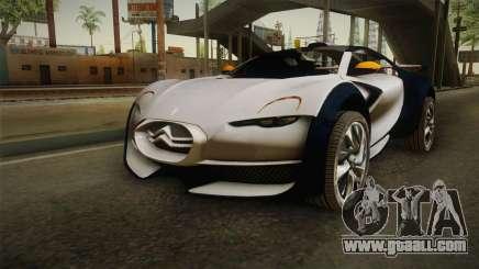 Citroën Survolt v2 Glossy for GTA San Andreas