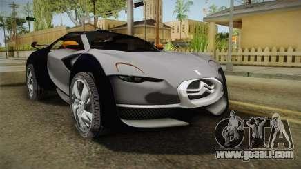 Citroën Survolt v2 Broadcasts for GTA San Andreas