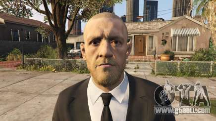 Conor Notorious McGregor for GTA 5