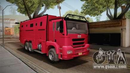 GTA 5 MTL Brickade for GTA San Andreas