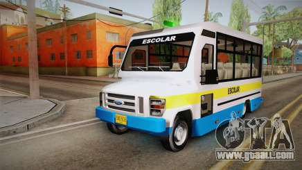 Ford Econoline 150 Microbus for GTA San Andreas