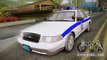 Ford Crown Victoria 2006 for GTA San Andreas