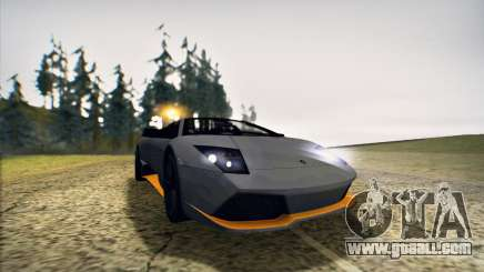 Lamborghini Murcielago LP650-4 Roadster (IVF) for GTA San Andreas