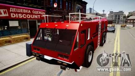 Camion Hydramax AERV v2.4-EX for GTA 4
