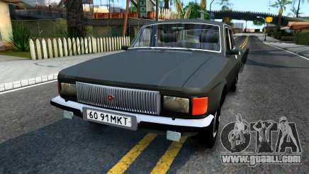 GAZ 3102 USSR for GTA San Andreas
