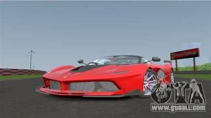 Ferrari FXX K [EPM] for GTA 4