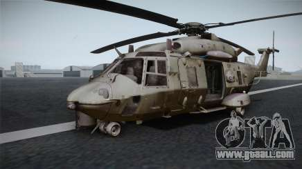 CoD: Ghosts - NH90 for GTA San Andreas