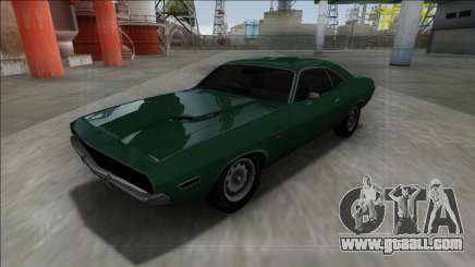 1970 Dodge Challenger 426 Hemi for GTA San Andreas