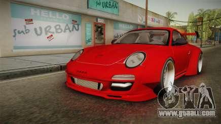 Porsche 911 Sport Classic Tuned for GTA San Andreas