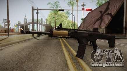 FB MSBS Black for GTA San Andreas