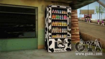 Milk Vending Machine for GTA San Andreas