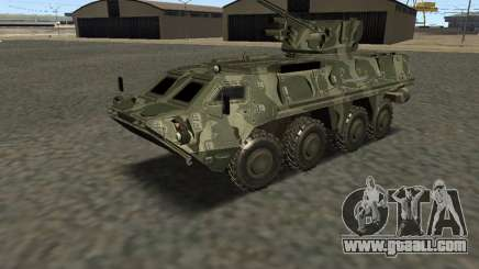 BTR 4 for GTA San Andreas