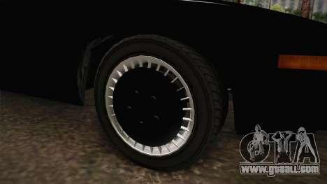 GTA 5 Imponte Ruiner 2000 IVF for GTA San Andreas back view