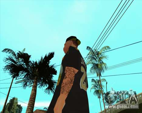Skin VLA-1 Armenian V4 for GTA San Andreas third screenshot