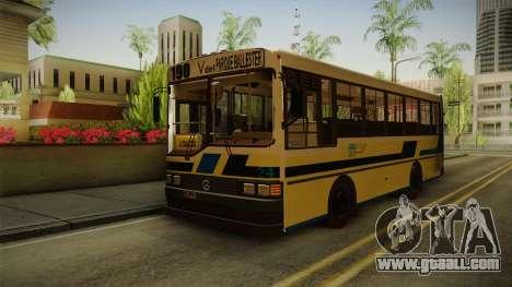 Bus Carrocerias for GTA San Andreas
