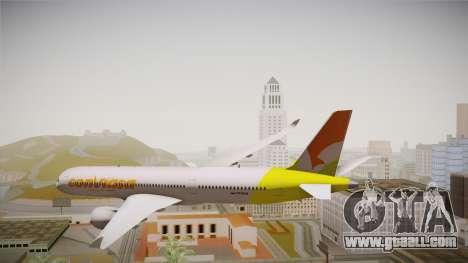 Airbus A350 Conviasa for GTA San Andreas right view