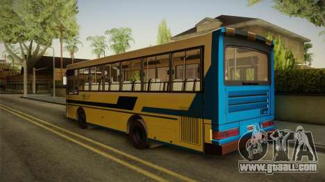 Bus Carrocerias for GTA San Andreas right view